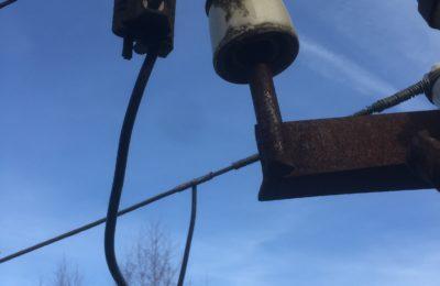 Восстановление электроснабжения СНТ